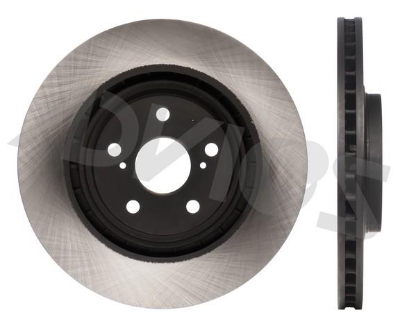 ADVICS A6F038 Disc Brake Rotor