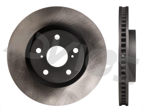 ADVICS A6F045 Disc Brake Rotor