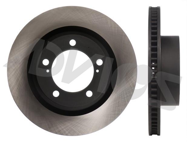 ADVICS A6F048 Disc Brake Rotor