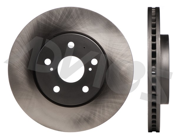 ADVICS A6F055 Disc Brake Rotor