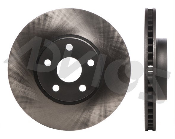 ADVICS A6F059 Disc Brake Rotor