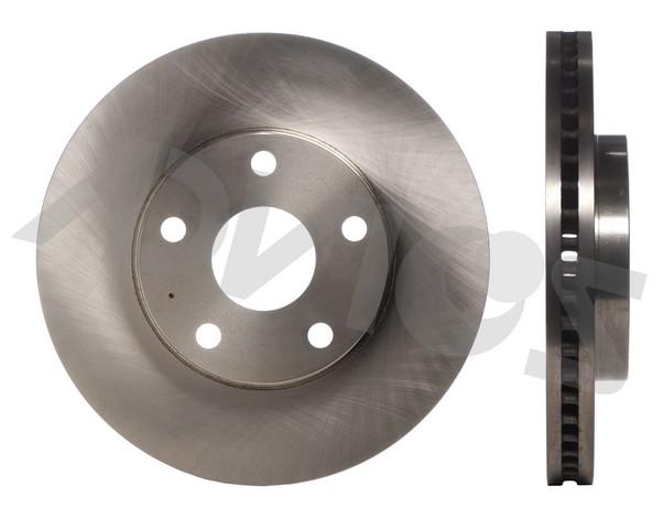 ADVICS A6F060 Disc Brake Rotor