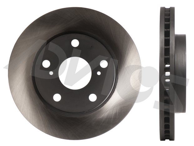 ADVICS A6F062 Disc Brake Rotor