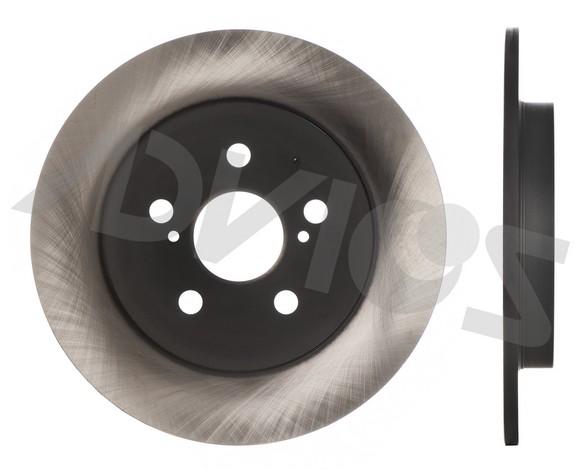 ADVICS A6R041 Disc Brake Rotor