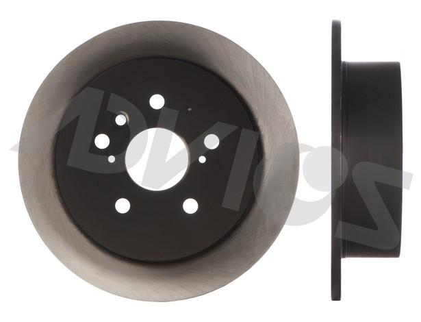 ADVICS A6R043 Disc Brake Rotor