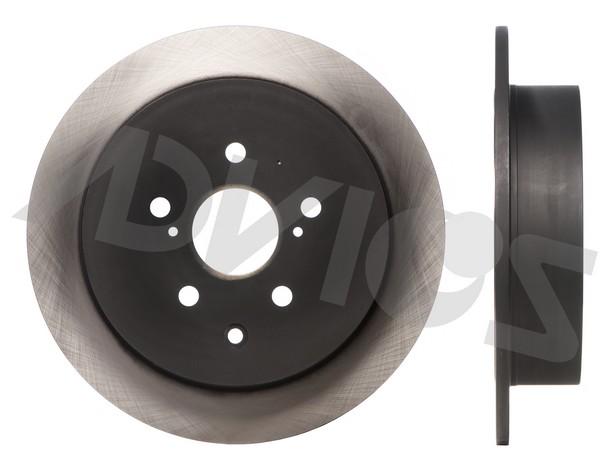ADVICS A6R046 Disc Brake Rotor