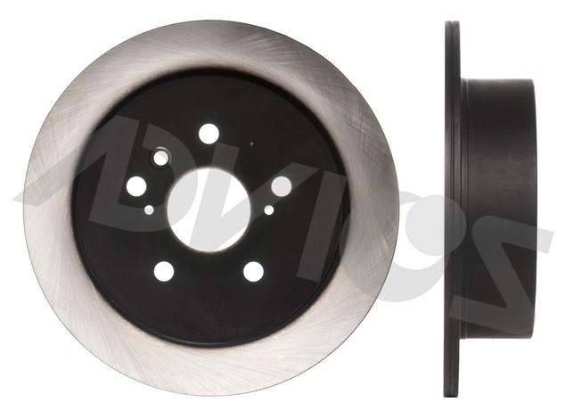 ADVICS A6R047 Disc Brake Rotor