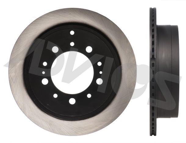 ADVICS A6R049 Disc Brake Rotor