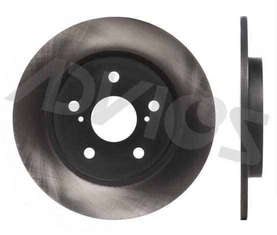 ADVICS A6R051 Disc Brake Rotor