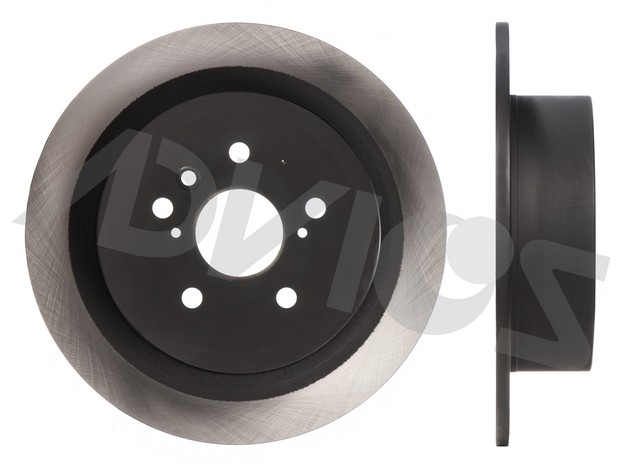 ADVICS A6R058 Disc Brake Rotor