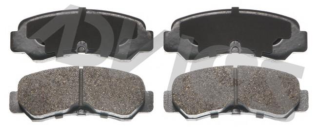 ADVICS AD0305 Disc Brake Pad Set