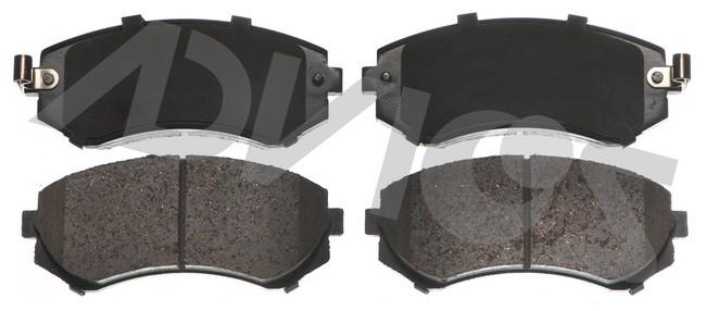 ADVICS AD0422 Disc Brake Pad Set