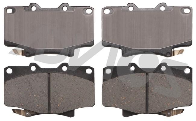 ADVICS AD0502 Disc Brake Pad Set