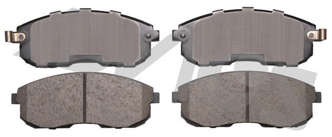ADVICS AD0526 Disc Brake Pad Set