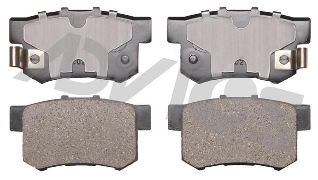 ADVICS AD0536 Disc Brake Pad Set