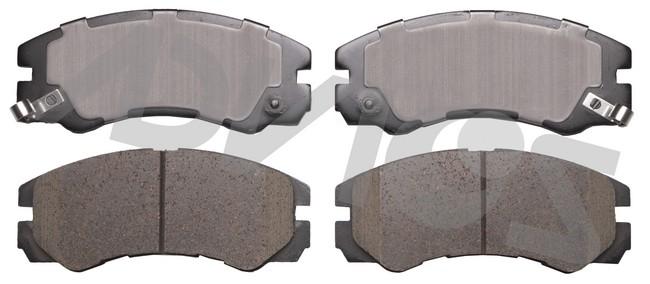ADVICS AD0579 Disc Brake Pad Set