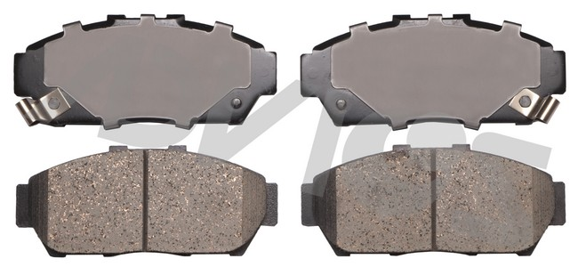 ADVICS AD0617 Disc Brake Pad Set