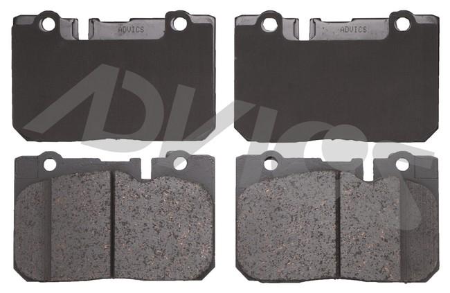 ADVICS AD0665 Disc Brake Pad Set