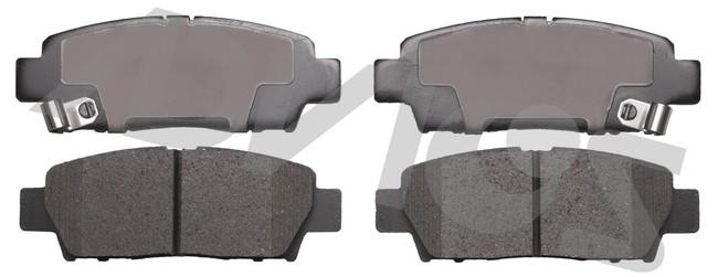 ADVICS AD0672 Disc Brake Pad Set
