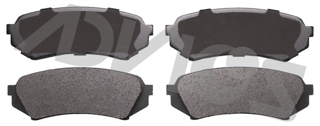 ADVICS AD0773 Disc Brake Pad Set