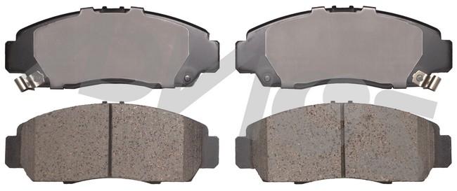 ADVICS AD0787 Disc Brake Pad Set