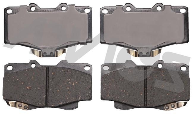 ADVICS AD0799 Disc Brake Pad Set
