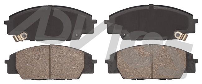 ADVICS AD0829 Disc Brake Pad Set