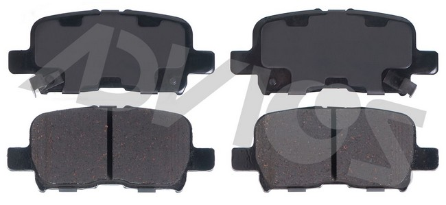 ADVICS AD0865 Disc Brake Pad Set