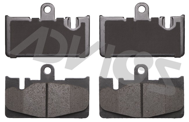 ADVICS AD0871 Disc Brake Pad Set