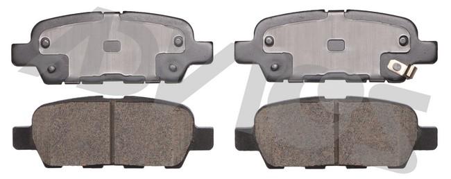 ADVICS AD0905 Disc Brake Pad Set