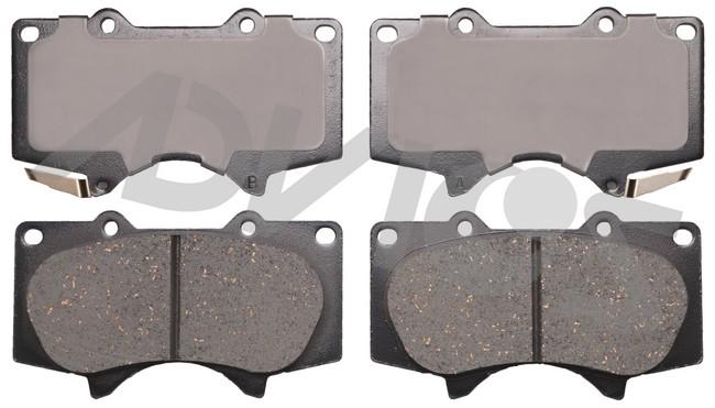 ADVICS AD0976 Disc Brake Pad Set