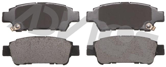 ADVICS AD0995 Disc Brake Pad Set