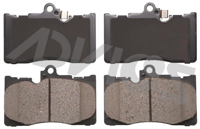 ADVICS AD1118 Disc Brake Pad Set