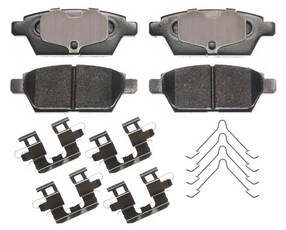 ADVICS AD1161 Disc Brake Pad Set