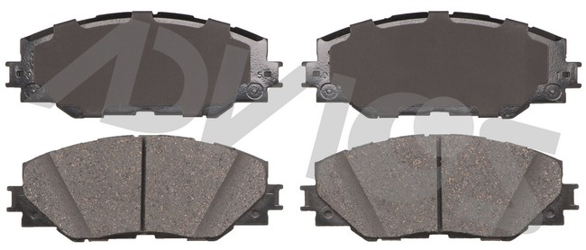 ADVICS AD1211 Disc Brake Pad Set