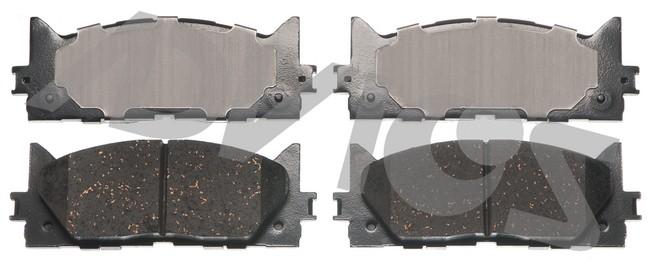 ADVICS AD1293 Disc Brake Pad Set