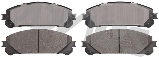 ADVICS AD1324 Disc Brake Pad Set