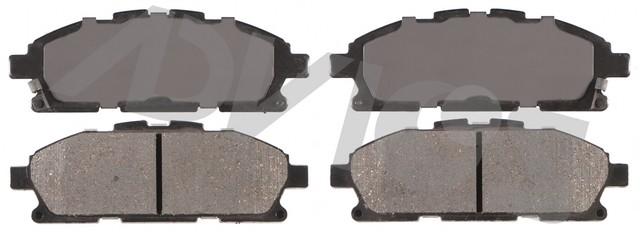 ADVICS AD1552 Disc Brake Pad Set