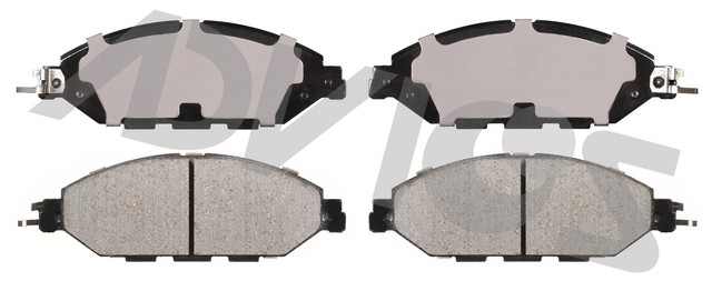 ADVICS AD1649 Disc Brake Pad Set