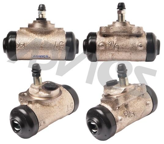 ADVICS WCT-034 Drum Brake Wheel Cylinder