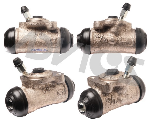 ADVICS WCT-036 Drum Brake Wheel Cylinder