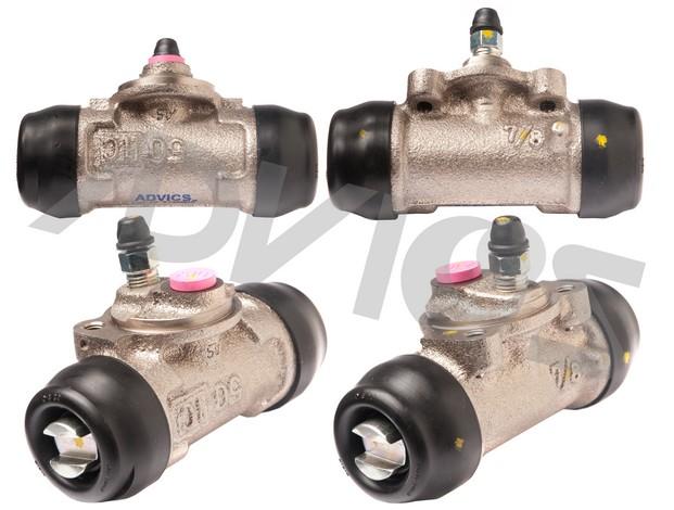 ADVICS WCT-080 Drum Brake Wheel Cylinder
