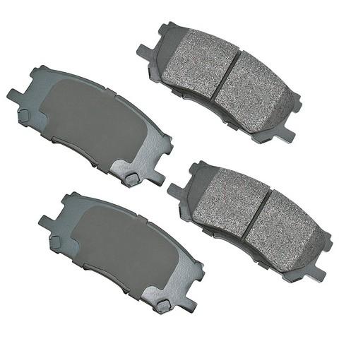 ProACT ACT1005 Disc Brake Pad Set