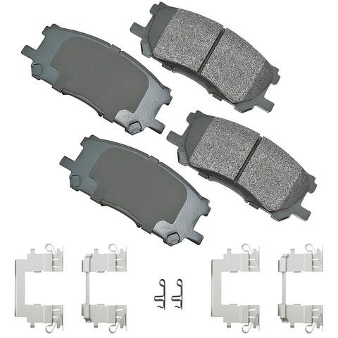 ProACT ACT1005A Disc Brake Pad Set