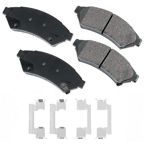 ProACT ACT1075 Disc Brake Pad Set