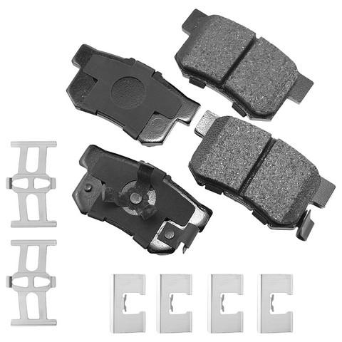 ProACT ACT1086A Disc Brake Pad Set