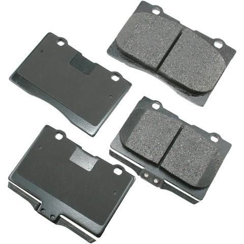 ProACT ACT1091 Disc Brake Pad Set