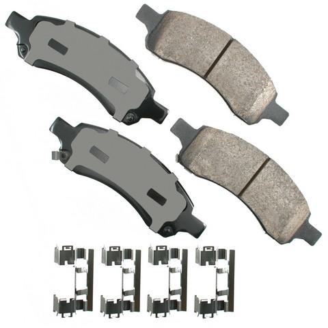 ProACT ACT1169A Disc Brake Pad Set