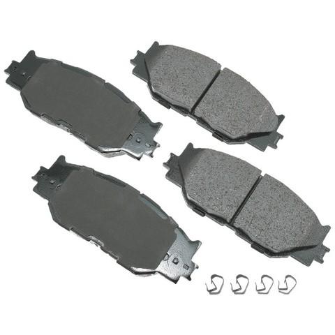 ProACT ACT1178 Disc Brake Pad Set