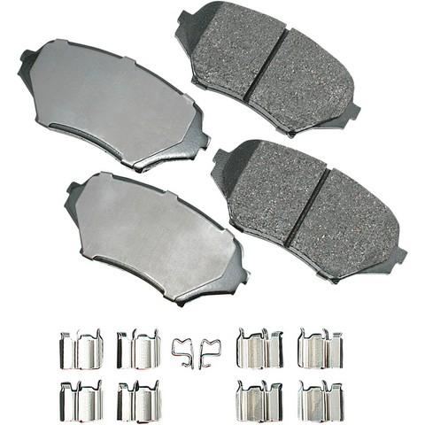 ProACT ACT1179 Disc Brake Pad Set